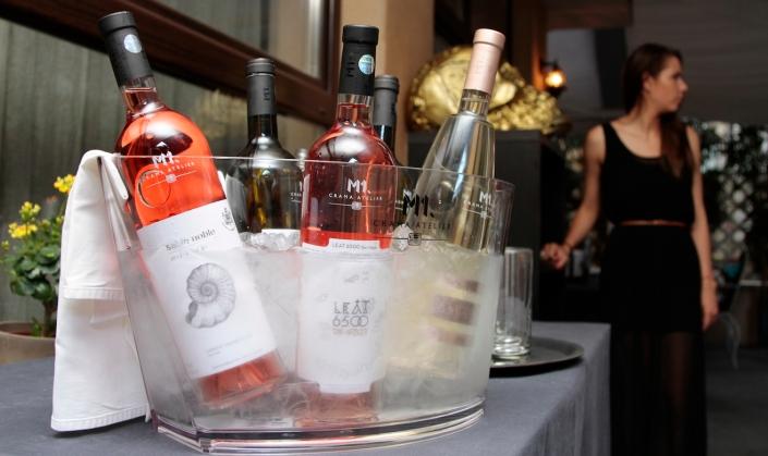 Primele vinuri vinificate in Crama Atelier au fost lansate la Cantine de Nicolai.