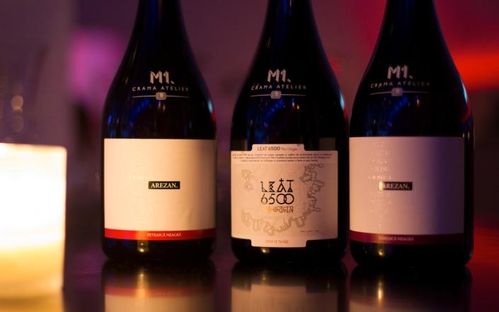 Trei vinuri rosii minunate au fost surpriza lansarii de la Loft, in Bucuresti, la finalul campaniei 2013.