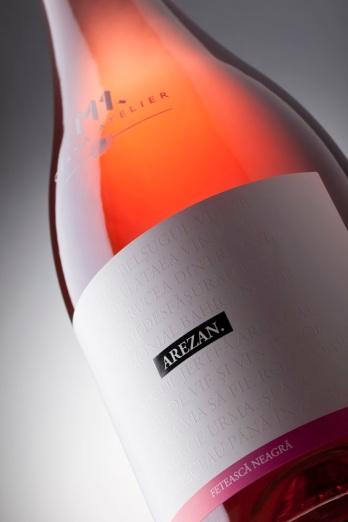 Arezan - Feteasca Neagra rose