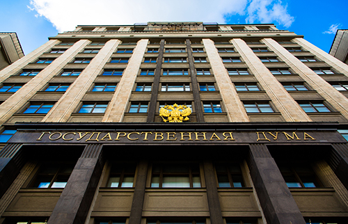 State Duma of Russian Federationon