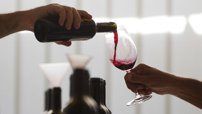 vin rosu ReutersTony Gentile
