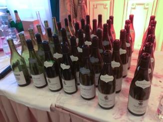 Vinurile lui Michel Chapoutier analizate la VinCE 2015