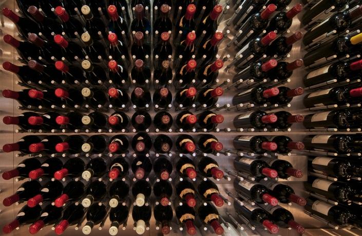 stocare vinuri